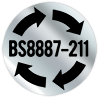 Remanufactured to BS8887-211