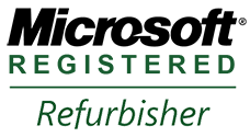 Microsoft Regsitered Refurbisher