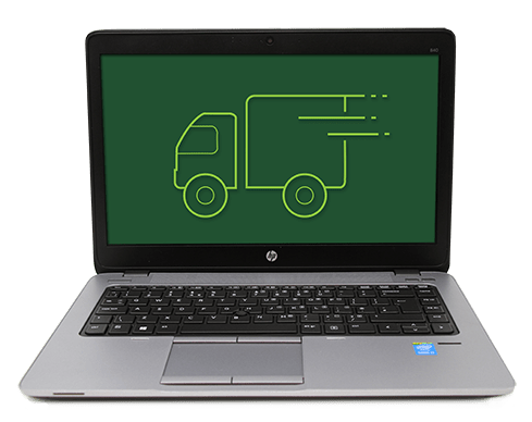 Laptop Delivery